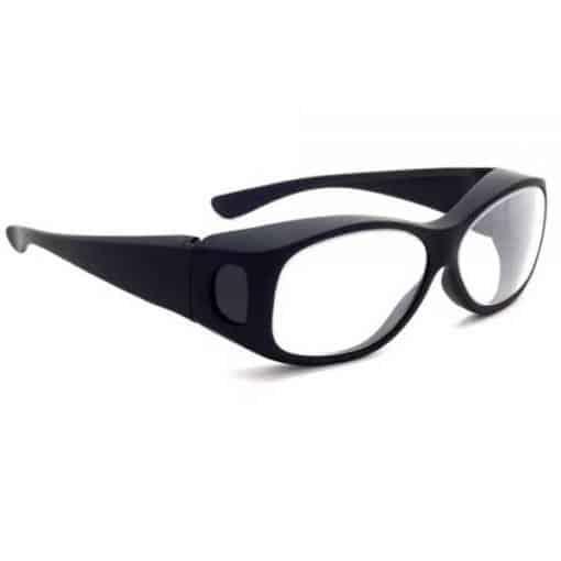 gafas diseñadas colocar encima de las gafas graduadas
