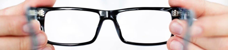 gafas graduadas plomadas