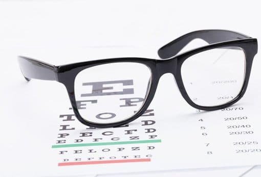 necesitas graduar tus gafas plomadas