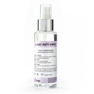 spray anti vaho