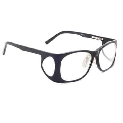 gafas plomadas 52 en negro