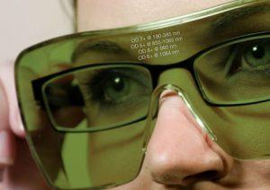 Gafas Láser Co2